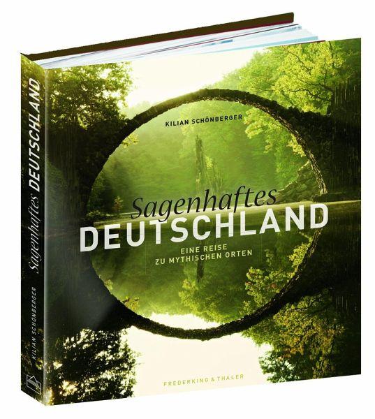 Sagenhaftes Deutschland - Schönberger, Kilian