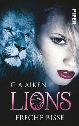 Buch-Reihe Lions von G. A. Aiken