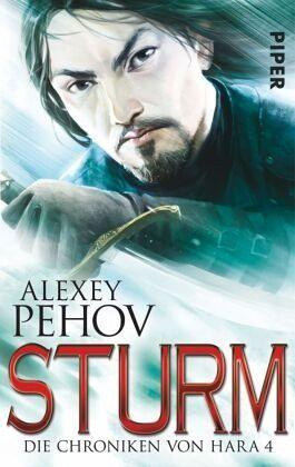 Buch-Reihe Chroniken von Hara von Alexey Pehov