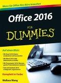 Office 2016 für Dummies