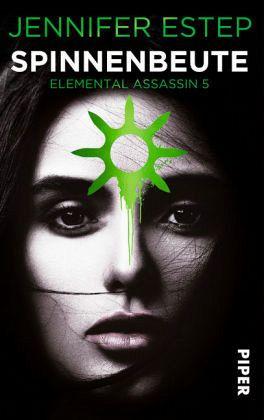 Spinnenbeute / Elemental Assassin Bd.5 - Estep, Jennifer