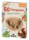 50 Tierspuren entdecken & zuordnen (Expedition Natur)