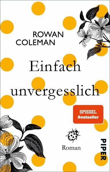 Einfach unvergesslich - Coleman, Rowan