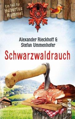 Schwarzwaldrauch / Hubertus Hummel Bd.12 - Rieckhoff, Alexander; Ummenhofer, Stefan