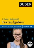 Übungsblock: Mathematik - Textaufgaben 4. Klasse