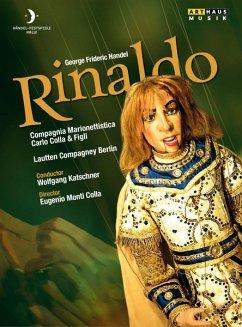 Händel, Georg Friedrich - Rinaldo (+ 2 Audio-CDs)