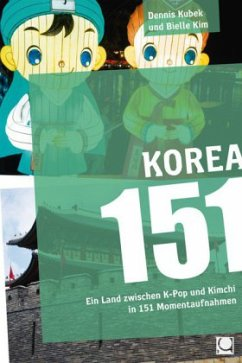 Korea 151 - Kubek, Dennis; Kim, Bielle