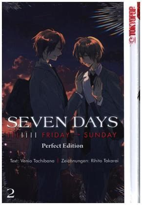 Buch-Reihe Seven Days Perfect Edition