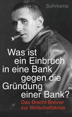´´Was ist ein Einbruch in eine Bank gegen die G...
