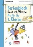 Ferienblock Deutsch / Mathe - Fit für die 2. Klasse / Einfach lernen mit Rabe Linus