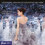Die Kronprinzessin / Selection Bd.4 (Audio-CD)