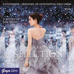 Die Kronprinzessin / Selection Bd.4 (Audio-CD) - Cass, Kiera