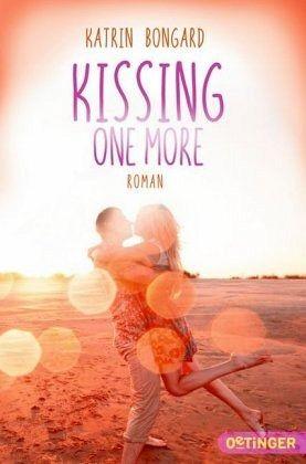 Buch-Reihe Kissing von Katrin Bongard