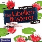 Der Libellenflüsterer / Erdbeerpflücker-Thriller Bd.7 (Audio-CD)