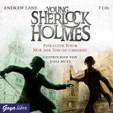 Eiskalter Tod & Nur der Tod ist umsonst / Young Sherlock Holmes Bd.3+4 (7 Audio-CDs)