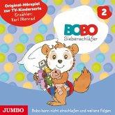 Bobo Siebenschläfer, Bobo kann nicht einschlafen und weitere Folgen, Audio-CD
