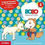 Die ersten Abenteuer von Bobo Siebenschläfer, Audio-CD