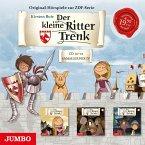 Der kleine Ritter Trenk Sammelbox 4, Audio-CDs