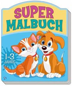 Supermalbuch