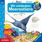 Wir entdecken Meerestiere / Wieso? Weshalb? Warum? Bd.27, Audio-CD