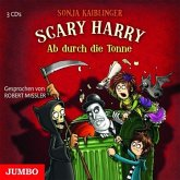 Ab durch die Tonne / Scary Harry Bd.4 (Audio-CD)