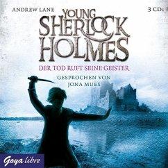 Der Tod ruft seine Geister / Young Sherlock Holmes Bd.6 (Audio-CD) - Lane, Andrew
