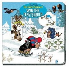 Winter-Fensterbuch Der kleine Maulwurf - Miler, Zdenek