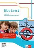 Blue Line 2. Workbook mit Audio-CD und Übungssoftware 6. Schuljahr