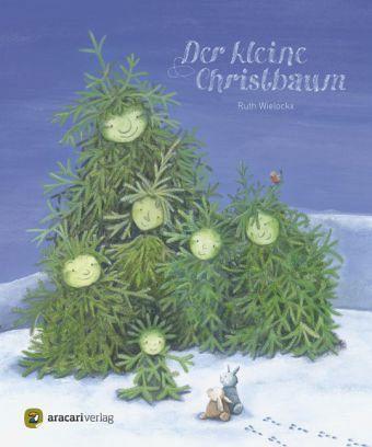 Bilderbuch Tannenbaum.Der Kleine Christbaum