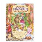 Die schönsten Märchen - Mein Mal- und Hörbuch, m. Audio-CD