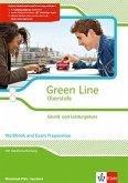 Green Line Oberstufe. Klasse 11/12 Saarland, Klasse 11-13 Rheinland-Pfalz. Grund- und Leistungskurs. Workbook and Exam preparation mit CD-ROM. Ausgabe 2015. Rheinland-Pfalz und Saarland