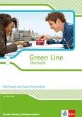 Green Line Oberstufe. Klasse 11/12 (G8), Klasse 12/13 (G9). Workbook and Exam Preparation mit CD-ROM. Ausgabe 2015. Bremen, Hamburg, Schleswig-Holstein