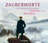 Zauberworte - Die schönsten deutschen Gedichte und Balladen, 6 Audio-CDs