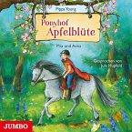 Mia und Aska / Ponyhof Apfelblüte Bd.5 (Audio-CD)