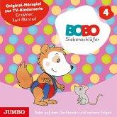 Bobo Siebenschläfer - Bobo auf dem Dachboden und weitere Folgen, Audio-CD
