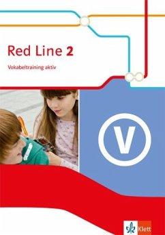 Red Line 2. Vokabeltraining aktiv. Ausgabe 2014