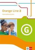 Orange Line 2. Grammatiktraining aktiv. Klasse 6. Ausgabe 2014