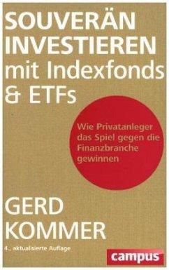 9783593504544 - Souverän investieren mit Indexfonds und ETFs - Buch