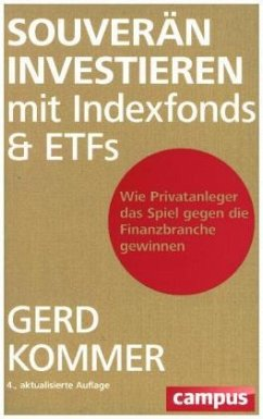 9783593504544 - Kommer, Gerd: Souverän investieren mit Indexfonds und ETFs - Buch