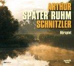 Später Ruhm, 1 Audio-CD