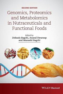 Genomics, Proteomics and Metab - Bagchi