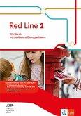 Red Line 2. Workbook mit Audio-CD und Übungssoftware Ausgabe 2014