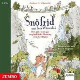 Die ganz und gar unglaubliche Rettung aus Nordland / Snöfrid aus dem Wiesental Bd.1 (3 Audio-CDs)