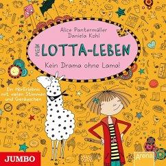 Kein Drama ohne Lama / Mein Lotta-Leben Bd.8 (Audio-CD) - Pantermüller, Alice