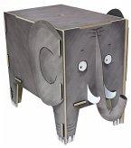 Werkhaus Hocker Vierbeiner Elefant