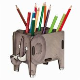 Werkhaus Stiftebox Vierbeiner - Elefant
