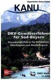 DKV Gewässerführer Süd Bayern