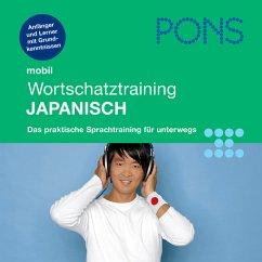 PONS mobil Wortschatztraining Japanisch (MP3-Do...