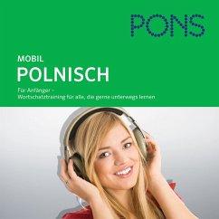 PONS mobil Wortschatztraining Polnisch (MP3-Download) - Artists, Various; PONS-Redaktion
