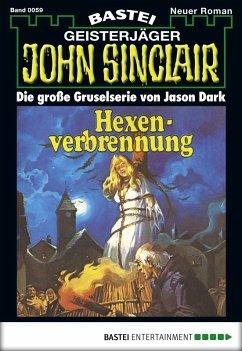 John Sinclair - Folge 0059 (eBook, ePUB)